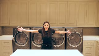 The Laundry Room | Dubrow House Tour