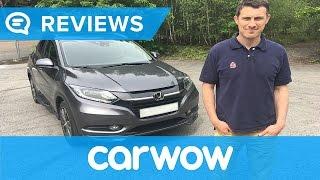Honda HR-V SUV 2018 review   Mat Watson Reviews