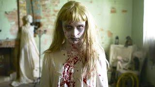 少女扮鬼吓唬别人,不料对方竟是个精神病人!速看反转不断的高分悬疑惊悚电影《恐吓运动》
