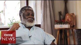 My friend Robert Mugabe - Witness - BBC News