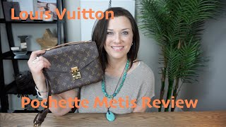 Louis Vuitton Pochette Metis Review | Requested