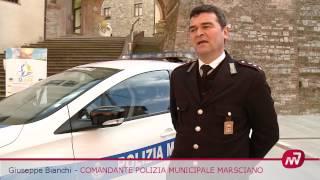 preview picture of video 'Due auto elettriche per il Comune di Marsciano'
