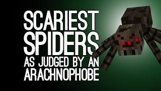 Worst Spiders In Games, Ranked By An Arachnophobe (ELLEN VS THE SKYRIM SPIDER)