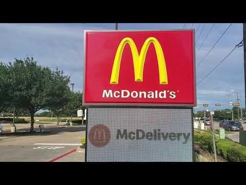 오늘은 무조건 맥도날드 출근한다!