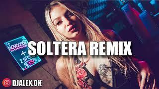 SOLTERA REMIX   LUNAY ✘ BAD BUNNY ✘ DADDY YANKEE ✘ DJ ALEX [FIESTERO REMIX]