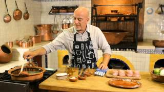 Tu cocina - Lomo de pescado en salsa de alcaparras