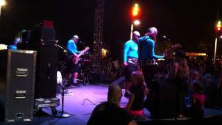 Aquabats Live - 8/30/12 - Stuck in a Movie!