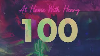 Henry Saiz - Live @ Home #100 Epic Show Part3 x  Good Vibes Only 2021