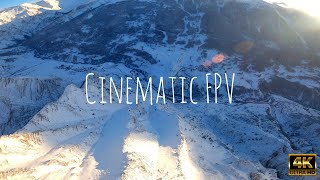 Dive The Mountains - Cinematic FPV