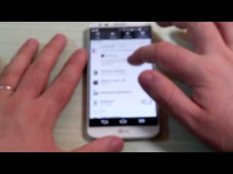 Foto Android 4.4.2 Kit Kat ufficiale per LG G2, Video recensione