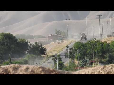 درگیری شدید نیروهای امنیتی با طالبان در شاهراه بغلان ـ کندز