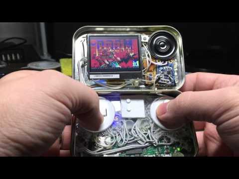 Use an Altoids tin to create a portable Raspberry Pi Zero
