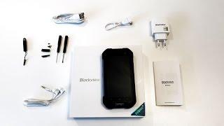Blackview BV6000 Outdoor Smartphone - Unboxing und erste Eindrücke [DEUTSCH] | Teil 1