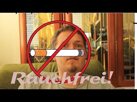 Hat Rauchen aufgegeben ich will wird genesen