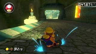 Thwomp Ruins - 1:47.926 - Zγ∞Jordan (Mario Kart 8 World Record)