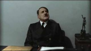 Hitler is informed Fegelein has locked him into his room