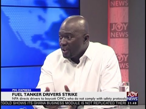Fuel Tanker Drivers Strike - PM Express on JoyNews (24-9-18)