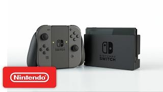 Nintendo Switch Hardware Overview - dooclip.me