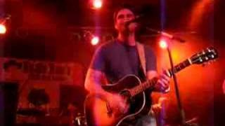 Chuck Wicks singing All I Ever Wanted