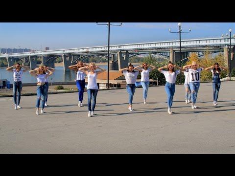 Осеннее танцевальное видео New project dance 2016
