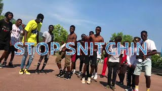 YG   Stop Snitchin Ft. DaBaby (OFFICIAL VIDEO DANCE)