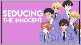 Ouran Highschool Host Club and The Great Happiness Space