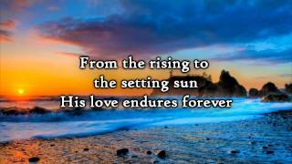 Chris Tomlin - Forever (Lyrics)
