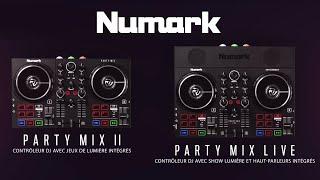 Numark Party Mix 2 - Video