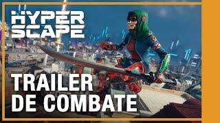 Hyper Scape - Gameplay de combate