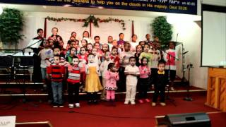 Sacramento Ethiopian Christian Fellowship Children's Chorus