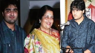 Popular singer Anuradha Paudwal son Aditya Paudwal dies at 35  IMAGES, GIF, ANIMATED GIF, WALLPAPER, STICKER FOR WHATSAPP & FACEBOOK