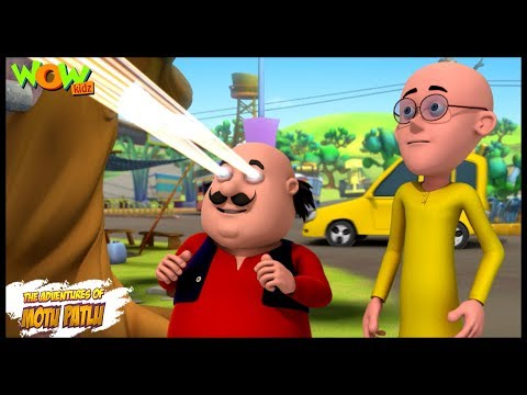 Power Of Imagination | Motu Patlu in Hindi WITH ENGLISH, SPANISH & FRENCH SUBTITLES