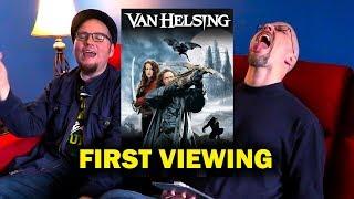 Van Helsing - First Viewing