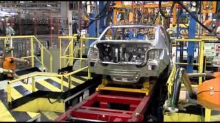 Dacia  Logan, Sandero and Sandero Stepway manufacturing plant, Pitesti
