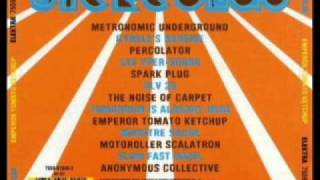stereolab - anonymous collective