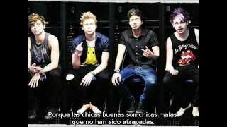 5 Seconds of Summer - Good Girls are Bad Girls (Sub Español)