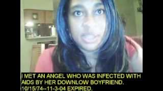 I MET AN ANGEL WHO WAS INFECTED WITH AIDS BY HER DOWNLOW BOYFRIEND   Converted