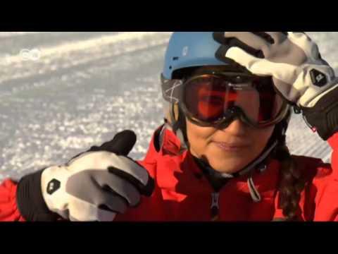 Snowboard de estilo libre: aprendiendo con los profesionales | Euromaxx