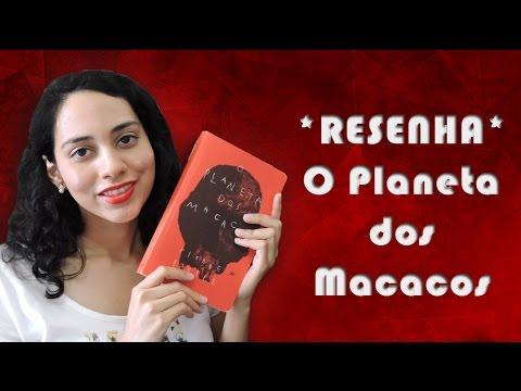 TRACINHAS: O Planeta dos Macacos, por Lídia Rayanne