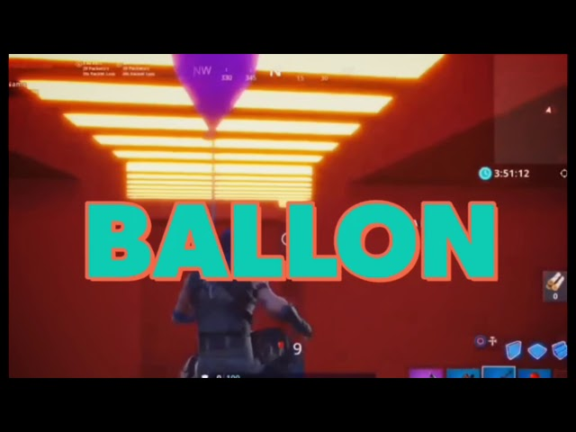 Capture the Ballon
