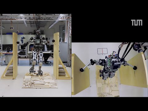 Bipedal Robots Are Learning To Move With Arms as Well as Legs