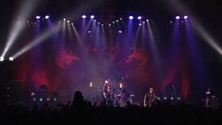 HammerFall - Legacy of Kings (Live at Lisebergshallen, Sweden, 2003) HD