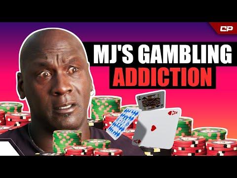 Michael Jordan's Gambling ADDICTION? | Clutch #Shorts