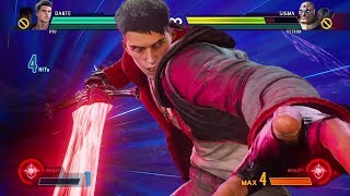 Marvel vs Capcom Infinite - New DLC Costumes (Wave 1)