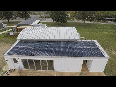 Missouri S&T's 2017 Solar House