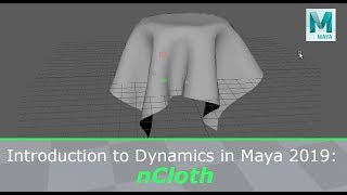 Video Series: Explore Dynamics in Maya