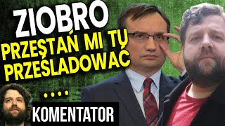 Ziobro Przestań Mi Tu YouTuberów Prześladować i Pieniądze Ich xD Analiza Komentator Bank Finanse PL