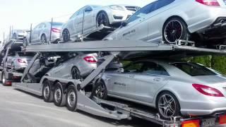 Porte-voitures / Car-carriers LOHR