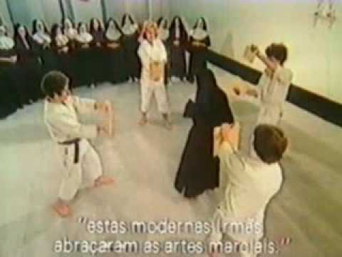 Martial Arts – Karate and Aikido – Nuns learn them as self-defense