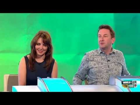 David Mitchell se hlásil o práci v McDonaldu - Would I Lie to You?